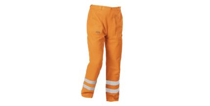 Spodnie BRIXTON FLASH SPODNIE DO PASA POMARAŃCZOWE (AFSP)