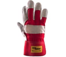 Rękawice Haddock  R1 czerwone RHR1