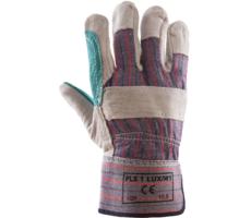 Rękawice PLS PLS-1 LUX/W1 WZMOCNIONE (RSLW)