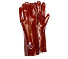 RS Rękawica z PVC przeciwchemiczna  27, 35, 40, 45, 58