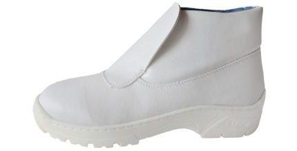 Trzewik biały 909/3F-928
