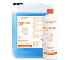 NEUTRAL VC 180 / Niskopieniący środek do mycia wodoodpornych powierzchni