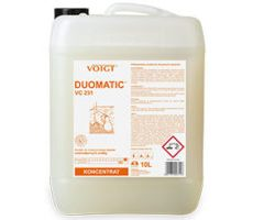 DUOMATIC VC 231 / Środek do maszynowego mycia wodoodpornych podłóg