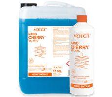 NANO CHERRY VC 241C / Nowoczesny zapachowy środek do mycia i pielęgnacji podłóg