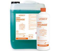 NANO ORANGE VC 241 / Środek do maszynowego mycia wodoodpornych podłóg