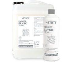 PARKIET BŁYSK VC 340 / Środek na bazie wosków do nabłyszczania i zabezpieczania powierzchni drewnianych