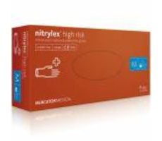 Ambulance® PF NITRILE / nitrylex® high risk  (diagnostyczne)