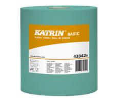 Katrin Basic Hand Towel Roll M 150 Green  (433429)