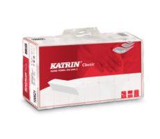 Katrin Classic Hand Towel Zig Zag 2 Handy Pack (składane V )