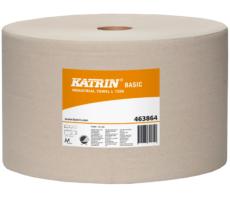 Katrin Basic Industrial Towel L 1200 Low Pallet (463864)