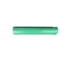 Worki na śmieci LDPE 60 l zielone