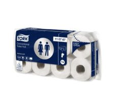 Tork papier toaletowy w rolce konwencjonalnej, 2-warstwowy (110767)