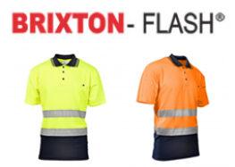 Nowość Brixton FLASH