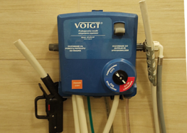 Kolejny zadowolony klient, który zdecydował się na instalację dozownika SD-831RF firmy VOIGT